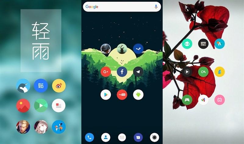 5 gói icon pack tính phí nhưng được miễn phí có hạn cho Android