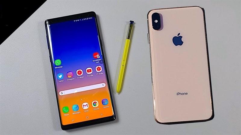 Top 6 smartphone cao cấp với loa âm thanh nổi