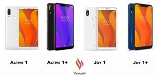 Điện thoại VSmart của Vingroup có tốt không? Có nên mua không?
