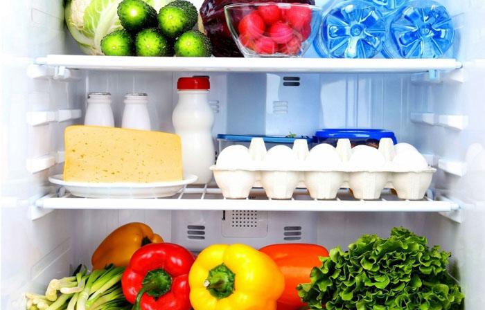 Ho không nên ăn các loại thực phẩm đông lạnh