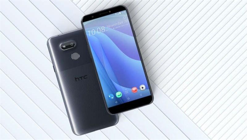HTC ra mắt Desire 12S: Chip Snapdragon 435, camera selfie 13MP
