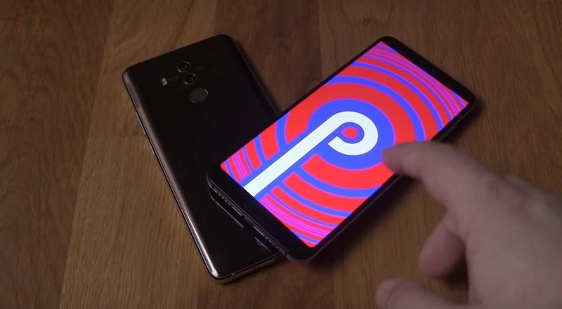Huawei phát hành Android Pie cho P20, P20 Pro và Mate 10 Pro
