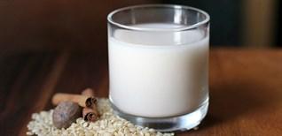 Cách làm sữa gạo Hàn Quốc ngon khó cưỡng lại được