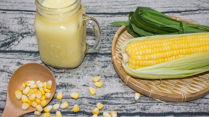 công thức sữa hạt sen