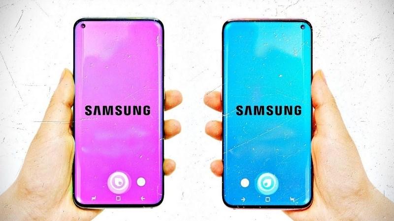 Samsung Galaxy S10 Lite và S10 Plus