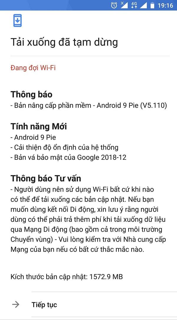 Nokia 8 tại Việt Nam chính thức được cập nhật Android 9 Pie