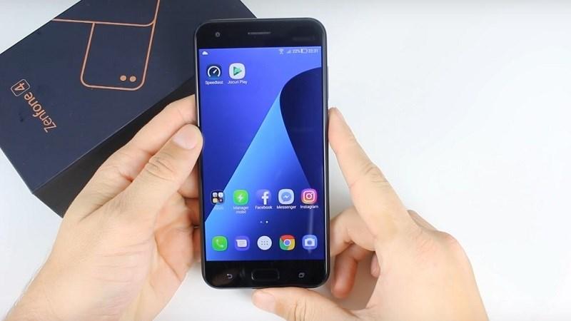 ASUS ZenFone 4 chạy Android 9 Pie xuất hiện trên Geekbench