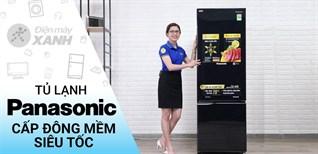 Cách sử dụng ngăn cấp đông mềm Prime Fresh+ trên tủ lạnh Panasonic