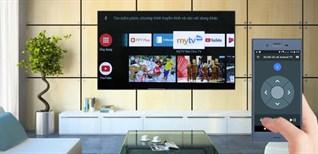 Cách điều khiển Android tivi Panasonic 2018 bằng điện thoại
