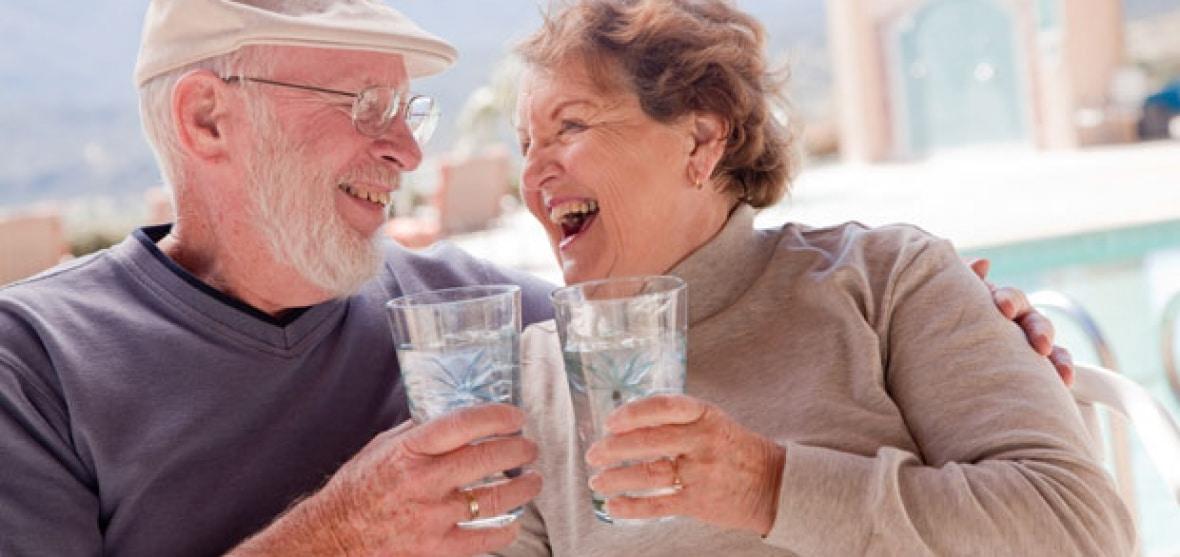 nguồn nước uống hằng ngày cần phải sạch