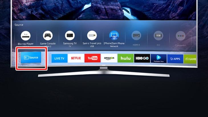 Đồng bộ hóa các thiết bị hỗ trợ kết nối HDMI với Smart tivi