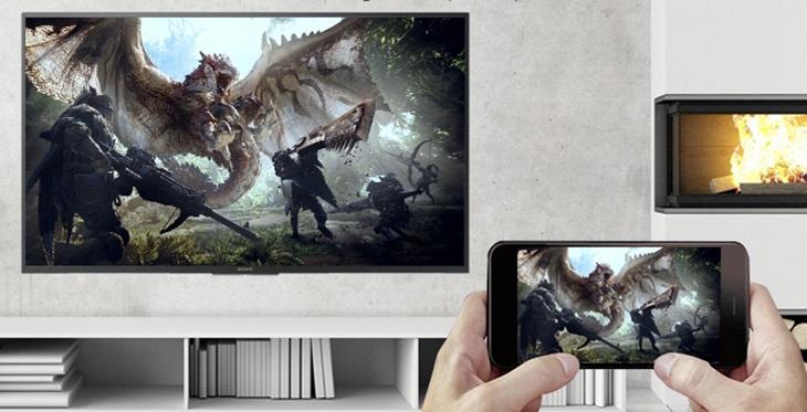 Đồng bộ hóa Smartphone với Smart tivi