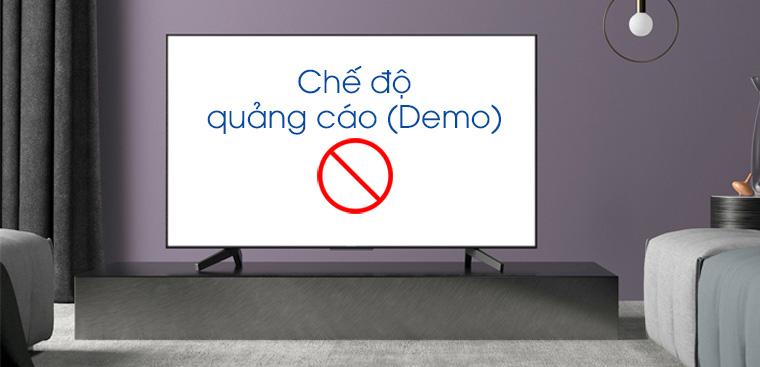 Cách tắt chế độ Demo trên Smart tivi LG 2018