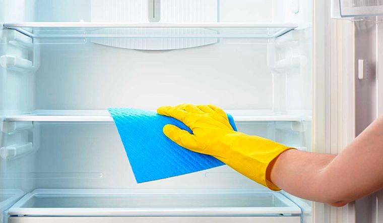 7 bước vệ sinh tủ lạnh tại nhà sạch bóng không còn mùi hôi