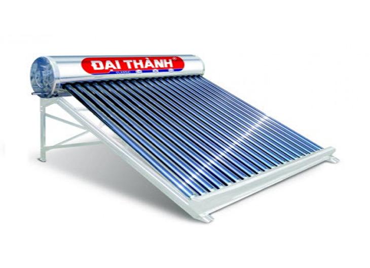 Cấu tạo và nguyên lý hoạt động của máy nước nóng năng lượng mặt trời