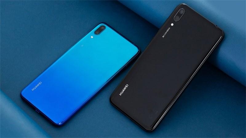 Huawei Y7 Pro (2019) giá rẻ, camera kép lên kệ, đặt trước nhận nhiều quà hấp dẫn