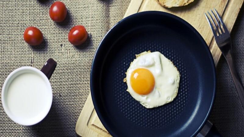 Trứng ốp la truyền thống