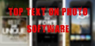 Top 7 phần mềm chèn chữ vào ảnh trên điện thoại đơn đẹp nhất, dễ nhất