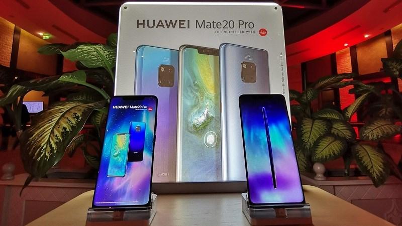 2020: Huawei có thể trở thành hãng sản xuất smartphone hàng đầu thế giới