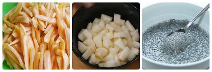 Sữa chua mít