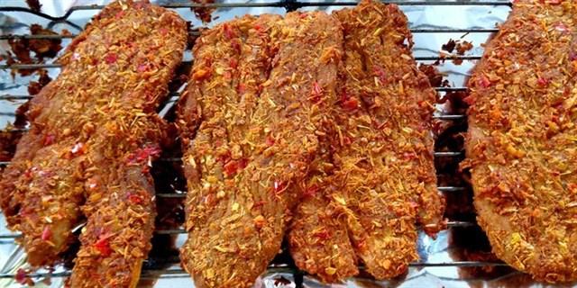 Bật mí cách làm thịt bò khô từ thịt lợn giống đến 99%