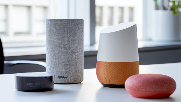 Google Assistant và Alexa, những điều cơ bản cần biết