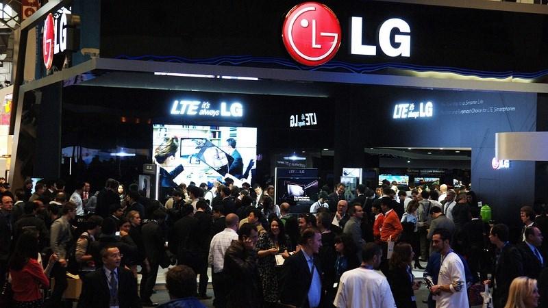 LG báo cáo thu nhập sơ bộ trong quý 4/2018: Doanh số tăng 10%