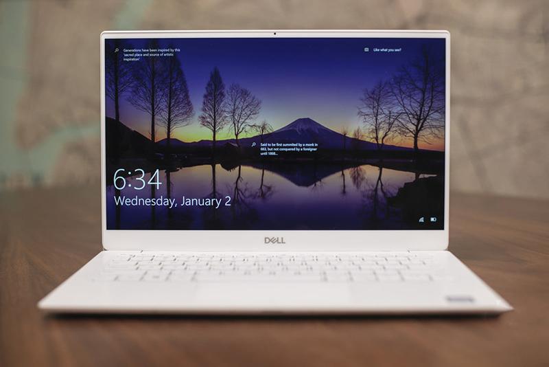 Đánh giá laptop Dell XPS 13 2019: Đối thủ đáng gờm trong phân khúc 13 inch - ảnh 2