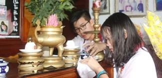 Cách lau dọn bàn thờ ngày Tết và những lưu ý quan trọng