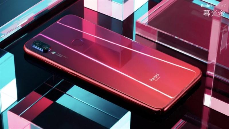 Redmi Note 7 ra mắt: Mặt lưng kính, camera 48 MP, giá từ 3.4 triệu đồng