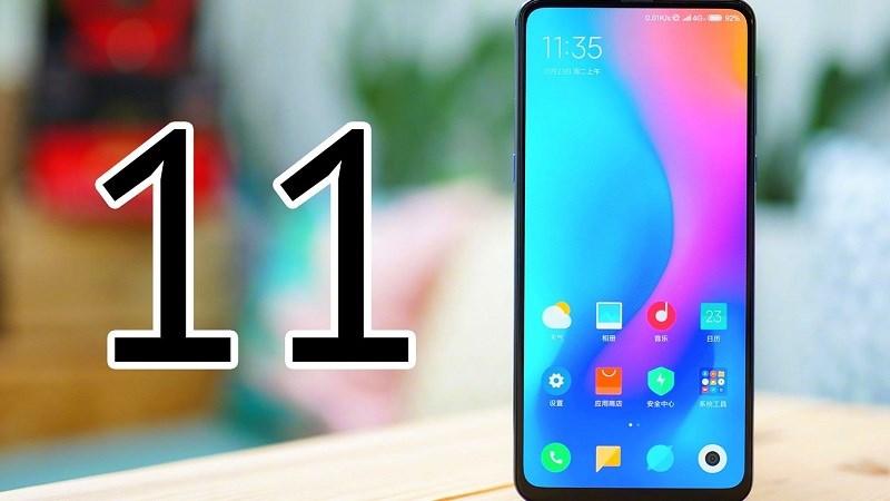 Xiaomi đang bắt đầu phát triển MIUI 11, một OS mới và độc đáo