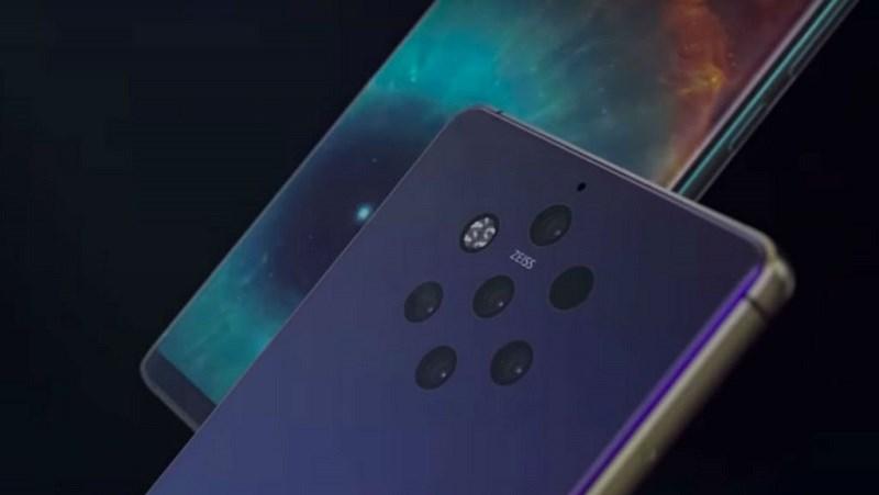 Nokia 9 PureView sẽ đi kèm với khả năng chụp ảnh thiếu sáng nâng cao