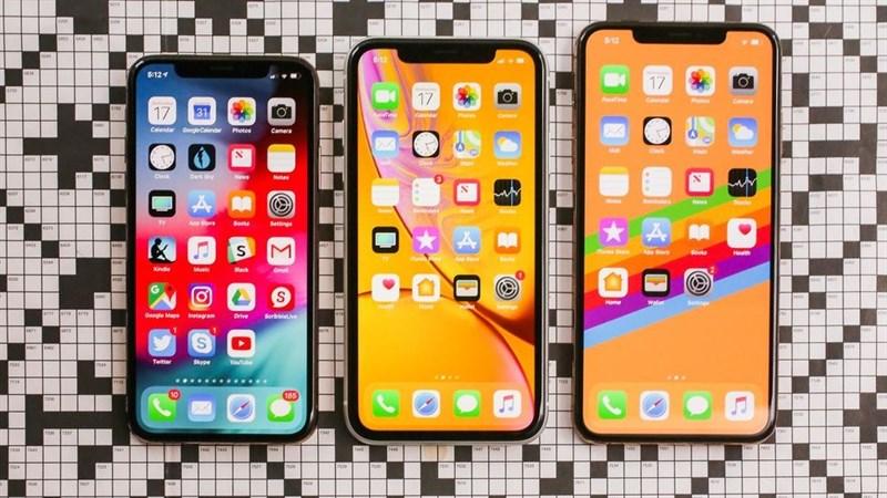 iPhone X, iPhone Xr, iPhone Xs đồng loạt giảm giá sốc, lên tới 4 triệu đồng