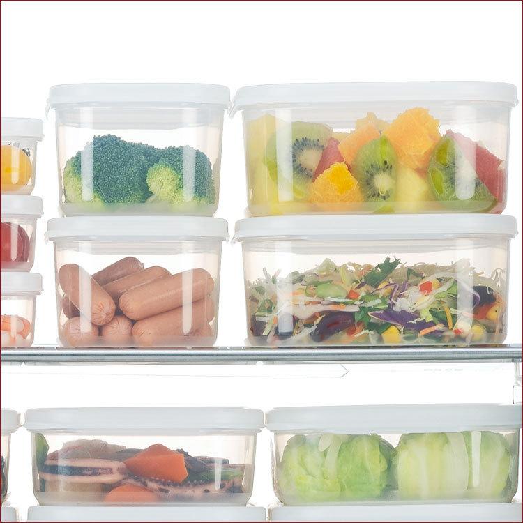 Dùng hộp đựng chuyên dụng cho tủ lạnh