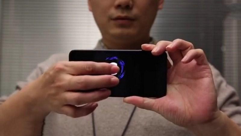 Xiaomi giới thiệu công nghệ cảm biến vân tay trong màn hình mới