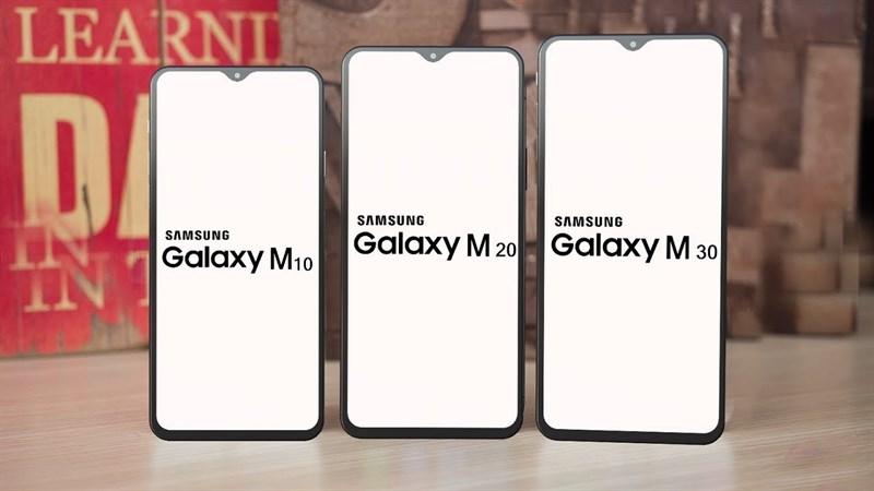 Galaxy M10: Camera kép, chip Exynos 7872, màn hình Infinity-V