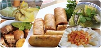 Chuẩn bị mâm cỗ Tết 5 món cho cả nhà ăn nhiều ngày với giá chỉ 600k