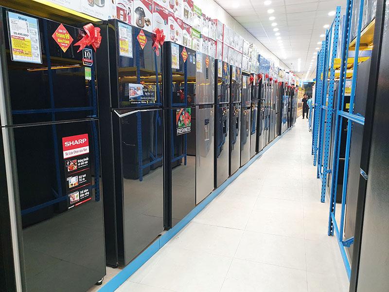 Siêu thị Điện máy XANH Quách Điêu (Bình Chánh), TP. HCM