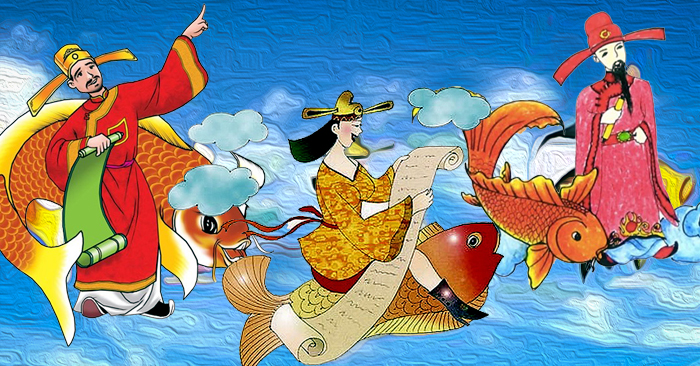 Cúng ông Táo- một nét đẹp trong tín ngưỡng của người Việt