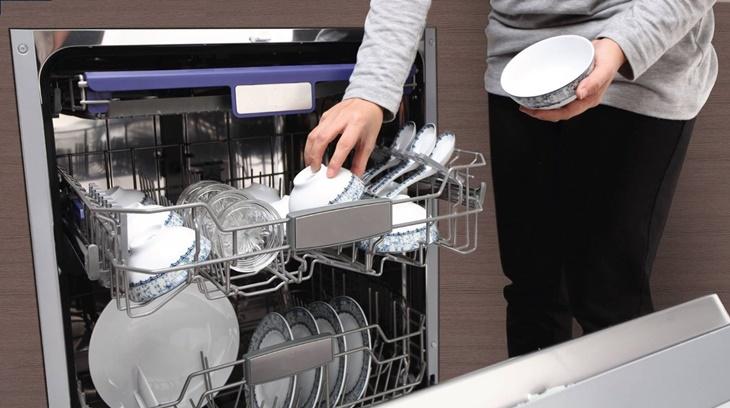 Rửa chén bát sạch hơn