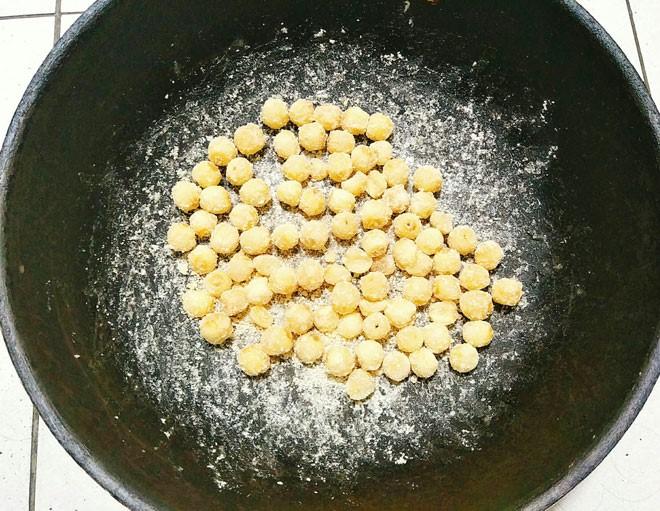 Bước 4 Sên mứt Mứt hạt sen tươi