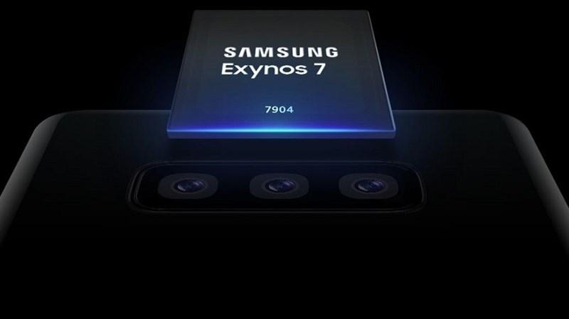 Samsung phát triển chip Exynos 7904 dành riêng cho thị trường Ấn Độ