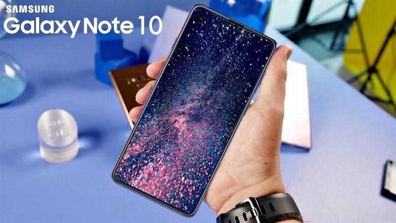 Samsung sẽ ra mắt chip Exynos 9825 vào nửa cuối năm 2019, dùng trong Galaxy Note 10?