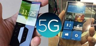 """Smartphone 5G là gì? Hãng nào đang """"ôm mộng"""" ra mắt Smartphone 5G trong thời gian sắp tới?"""
