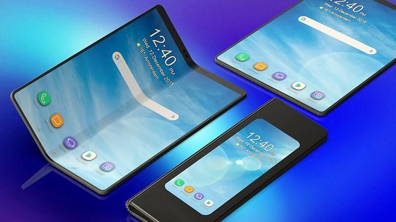 Samsung Galaxy Fold và Galaxy A70 bị rò rỉ thông tin về pin