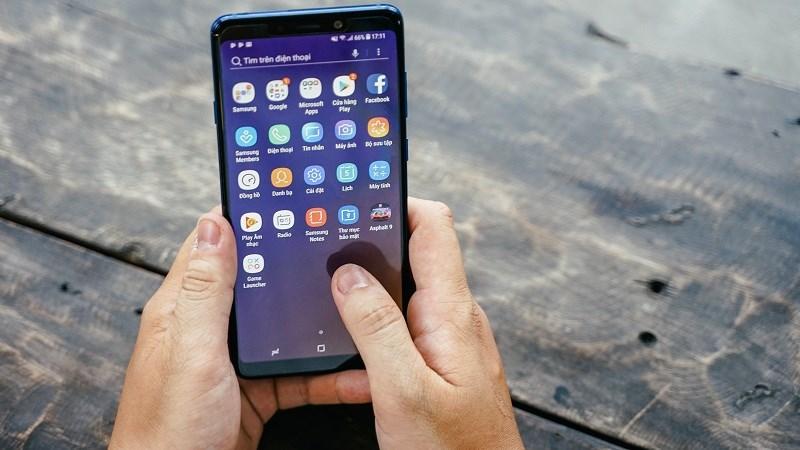 Galaxy A9 2018 chạy Android 9 Pie xuất hiện trên Geekbench