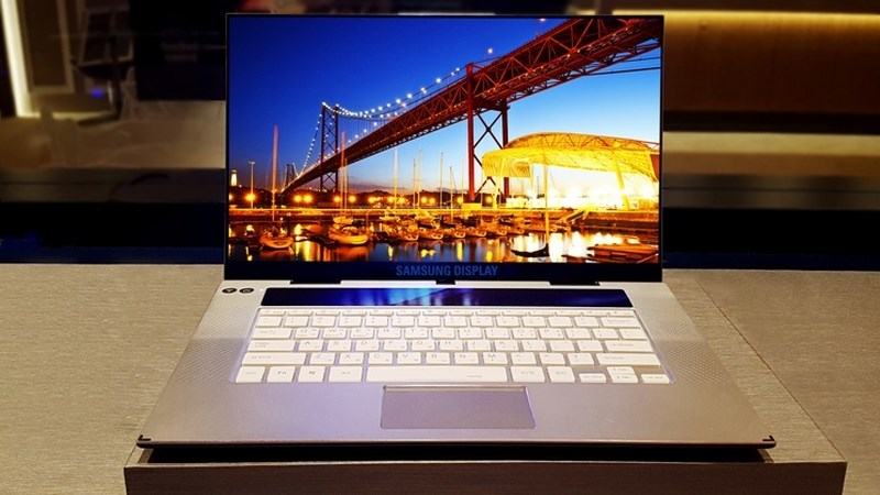 Màn hình 4K OLED Samsung