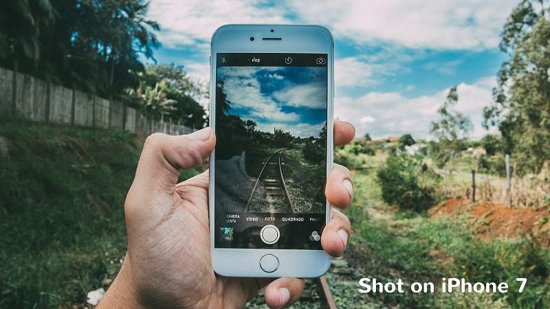 Shot-on-iPhone