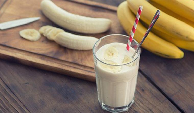 Cách làm sữa chuối khiến bao nhiêu sao Hàn mê mẩn