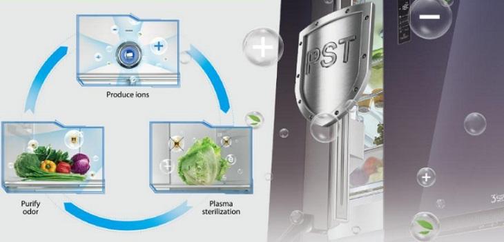 Công nghệ kháng khuẩn & khử mùi PTS trong tủ lạnh Toshiba là gì, có gì nổi bật?
